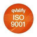 ISO 9001 logotyp
